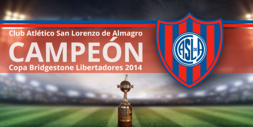 San Lorenzo de Almagro champion.png