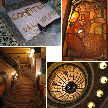 confiteria del molino,buenos aires,cayetanno brenna,art nouveau buenos aires,architecture buenos aires,patrimoine argentin