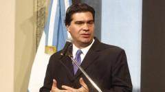 Jorge Capitanich grève générale.jpg