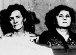 Léonie Duquet et Alice Domon