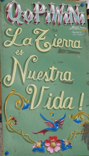 qopiwini,qoms,communautés indigèes argentine,cristina kirchner,droit des peuples idnigènes,mapuche,expropriations terre argentine