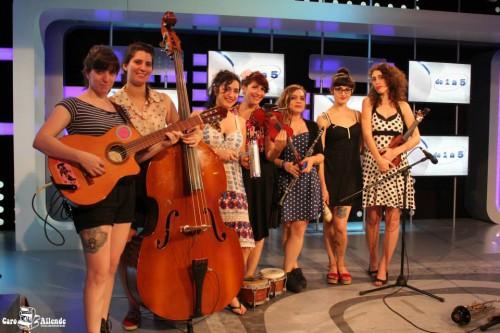 las taradas,groupe argentin,chanson des années 40 et 50,konex