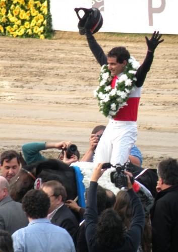 Rodrigo Blanco vainqueur.JPG