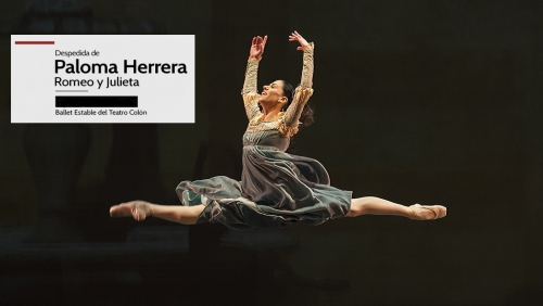paloma herrera, ballet, teatro colon, danseuse étoile