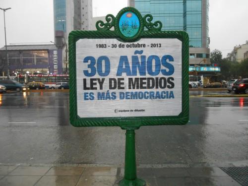Ley de Medios Démocratie ©Isabelle Laumonier.JPG