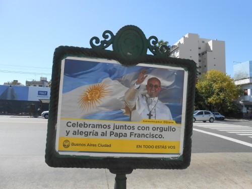 Pape François Pâques récupération politique.JPG